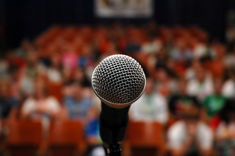 How to give a good speech and make a lasting impression